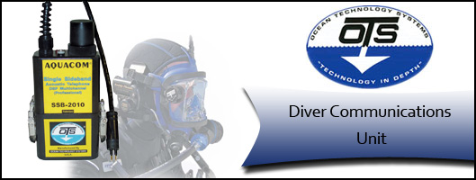 Diver Communications Unit