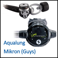 Aqualung Mikron for Guys